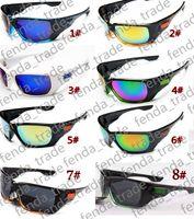 ingrosso prezzi della bicicletta-Lowest Brand H0T STYLE uomo Bicicletta occhiali da sole Sport occhiali da guida occhiali da sole ciclismo in bicicletta di buona qualità 12 colori MOQ = 10 pz PREZZO di FABBRICA