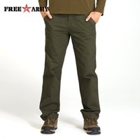 mk одежда оптовых-Free Army Cargo Pants Men Streetwear Pantalon Homme Trousers Men Clothes 2018 Mens Clothing Solid Simple Pants For -765