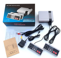 Wholesale game video cameras - 2018 New Arrival Mini TV can store 620 Game Console Video Handheld for NES games consoles with retail boxs