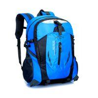 Wholesale vintage travel backpack online - New Men Backpack mochila masculina Waterproof Back Pack Designer Backpacks Male Escolar High Quality Unisex Nylon bags Travel bag