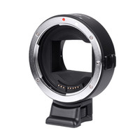 Wholesale Eos Adapter - Viltrox EF-NEX IV Auto Focus Lens Adapter for Canon EOS EF EF-S Lens to Sony E NEX Full Frame A7 A7R A7SII A6300 A6000 NEX-7