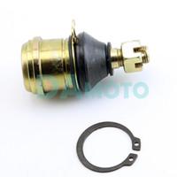 Wholesale rod end ball - ATV UTV Quad Bolt ARM Joiner Joint Rocker Tie Rod end FRONT UPPER Ball A-Arm Joint M12 150cc 250cc ~ 1000CC