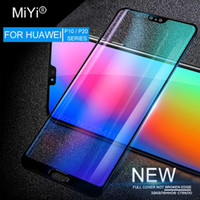 galaxy s5 ekran koruyucusu parıltısı toptan satış-Huawei P20 Cam Temperli Cam Için Huawei P 20 P 10 Lite Pro P20lite P20 pro P10plus Nova 3e Ekran Koruyucu Film Kapak
