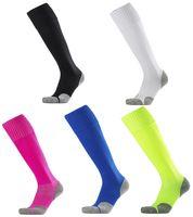 Wholesale cotton football socks for sale - Men Sport Stocking Women Cotton Warm Thicken Sockings Towel Bottom Soccer Football Compression Socks For Running G527S