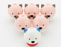 Wholesale couples audio - Girl Heart Mini Cute Couple Speaker Puppy Wireless Bluetooth Speaker