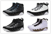 Wholesale Hot Johnny - hot 9 9s mens basketball shoes OG Space CheapTou PE Anthracite The Spirit Johnny Kilroy sports trainers Sneakers