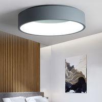 Wholesale grey modern bedding online - Factory Outlet Modern LED chandelier For Living Room Bed Room Home Decoration Aluminum Ceiling Chandelier lighting Fixtures
