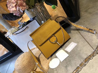 Wholesale newest yellow shoulder bags resale online - Hot Sell Newest Style Classic Fashion bags women handbag bag Shoulder Bags Lady crossbody bag cm handbags bags