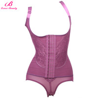 5dc69e1c4d Lover Beauty Sexy Lady Full Body Waist Corset Women Postpartum Slimming Underwear  Shaper Hook Control Bodysuits Shapewear 4XL