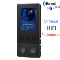 Wholesale tft mp3 player bluetooth for sale - Group buy Bluetooth HIFI MP3 Player inch TFT Screen GB music player with Voice Recorder Pedometer Video FM Radio Support TF Card