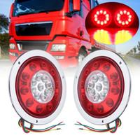 ingrosso luci posteriori universali per camion-2 pezzi 5,4