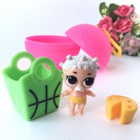 Wholesale Baby Toys Products - New Hot Sale Product Surprise LOL SURPRISE Doll Series 2 Lets Be Friends Action Figures Toys Baby Doll with Retail