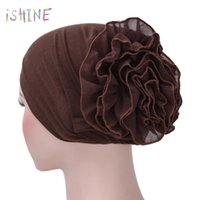 iShine Womens Comfort Head Scarf Turban Headwear Chemo Beanie Scarves Coverings