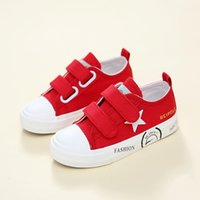 Wholesale baby tennis shoes for sale - New cool baby unisex girls boys tennis shoes All season sports running baby sneakers elegant Hook Loop toddlers
