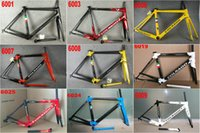 Wholesale 54cm road bike frame - 2018 Colnago c60 Carbon Road bike Frame full carbon fiber bicycle frameset carbon bike frame 16 different color