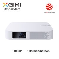 Wholesale projectors ansi lumens online - International XGIMI Z6 Polar P Full HD Ansi LED DLP Mini Projector Android Wifi Bluetooth Smart Beamer Home Theater