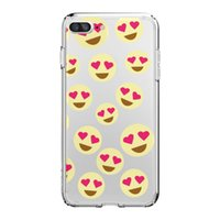 Wholesale Huawei Silicone Case - Mode Love Phone Case for iPhone X 8PLUS 7PLUS 8 7 6 6S Samsung Huawei Lipstick Pattern Soft Silicone Case