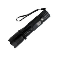 Wholesale cree led types - Litwod Hot Sale New 1101 Tact Type Edc Linternas Light Cree Led Tactical Flashlight Lanterna Self defense Torch 18650 built-in Free Shipping