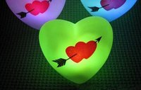 Wholesale Little Led Lights - 2018 Very beautiful and Lovely little love toy led light welcome to order