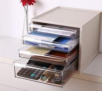 file drawers NZ - Multi-layer drawer office desktop storage box plastic file cosmetics cabinet & File Drawers NZ | Buy New File Drawers Online from Best Sellers ...