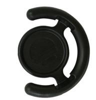 iphone halter für wand großhandel-Multifunktions-Handyhalter Monut Clip Auto Wall Office Home Haken für iPhone Samsung Handy-Tablets mit Einzelhandel Tasche Schwarz Weiß