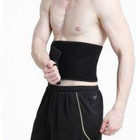 ingrosso cintura di sollievo dal dolore alla vita-SORBUS DUSK Cintura di supporto per cintura nera Supporto per schiena Cintura per cintura Lombare Vita bassa Regola il doppio dello sport antidolorifico