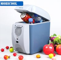 Wholesale High quality MOBICOOL L car home dual user mini mini car refrigerator multi function travel refrigerator