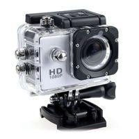 professionelle camcorder-videokamera hd großhandel-SJ4000 1080P Helm Sport DVR DV Video Auto Cam Full HD DV Aktion Wasserdichte Unterwasser 30 Mt Kamera Camcorder Multicolor 2018