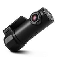 Wholesale wifi hidden - ZEEPIN Car DVR 1080P WiFi Hidden Dash Cam 360 Degree Max Turning 170 Degree Wide Angle Lens WDR G sensor Car Driving Recorder