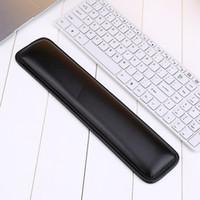 apoyos del teclado al por mayor-Mechanical Keyboard Wrist Support Pad Wrist Rest Keyboard Hand Pad para PC