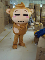 Wholesale monkey adult mascot - Hip-hop monkey Mascot Costume Adult Character Costume mascot As fashion free shipping