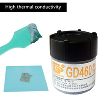 Wholesale thermal conductive compound online - NOYOKERE Newest Thermal Conductive Grease Paste Silicone GD460 Heatsink Compound Net Weight Grams For CPU processor