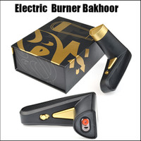 Wholesale electric portable cars online - Middle East Arabic Ramadan Electric Mini Portable Incense Burner Bakhoor Electronic USB Dukhoon Dry herb Wax aromatherapy for Car and Room