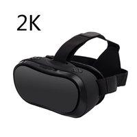 pantallas virtuales al por mayor-3d gafas de realidad virtual para PS 4 Xbox 360/2560 * 1440 Una entrada P del juego 3D HDMI todo en un dispositivo de realidad virtual 5.5 pulgadas de pantalla