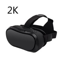 Wholesale one vr headset online - VR Box d Virtual Reality Glasses for PS Xbox One P D Game HDMI Input All In One Headset VR inch Display