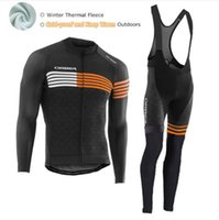 Wholesale 2018 Winter Orbea Cycling Jersey of the spring And Autumn and Winter Long Sleeve Cycling Jersey Mountain Bike Cycling Wear fleece t shirts