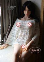 Wholesale sex doll silicone large - 132cm Sex Doll for Men Artificial Vagina Large Breast Love Dolls with Metal Skeleton Oral Anus Vagina Real Pussy Sexy Products