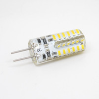 заменить галогенную лампу оптовых-2015 New 1pcs 3W 5W Dimmable G4 LED 12V DC 24 48 x 3014 SMD Bulb Replace Halogen Lamp Led Light