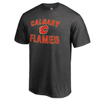camisa de johnny al por mayor-CALGARY FLAMES HOCKEY camiseta Johnny Gaudreau Sean Monahan número de encargo y nombre de Mark Giordano