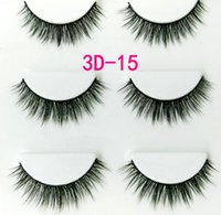 Wholesale high hair women for sale - Group buy 3D Mink Hair False Eyelashes Women Handmade Beauty Thick Long Soft Mink lashes Fake Eye Lashes Eyelash Sexy High Quality