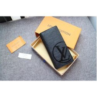Wholesale eva clutch - M63511 BRAZZA MEN CIRCLE LOGO WALLET PURSE BAG wallet purse Belt Bags Mini Bags Clutches Exotics
