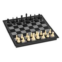 ingrosso scacchi magnetici-Y5637 Set di scacchi magnetici Set di scacchi educativi di scacchi internazionali Gioco di intrattenimento con pieghevole