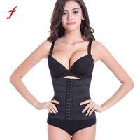 1dfefc62d8 Hot Sale Abdominal Binder Support Slimming Stomach Tummy Belt Postpartum  Corset Belt Womens Waist Trainer Slim Body Shaper