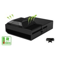 intercooler para al por mayor-IPega PG-X010 Ventilador de refrigeración para XBOXONE USB alimentado 35 grados Auto-sensor Intercooler externo Control de temperatura Ventilador del refrigerador para Xbox