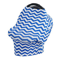 Wholesale cars feeding online - Nursing Breastfeeding Cover Scarf Baby Car Seat Canopy Shopping Cart Stroller Covers for Mother Feeding Baby