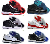 Wholesale Navy Blue Stars - High Quality 11 11s Space Jam Bred Concord Basketball Shoes Men Women 11s Gym Red Midnight Navy Gamma Blue 72-10 Sneakers shoes