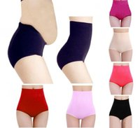 6ead74e149e0b Fashion free size sexy womens high waist tummy control body shaper briefs slimming  pants waist trainer waist cincher