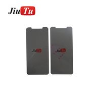 filtros de iphone al por mayor-Polarizador original Película de luz para LCD Filtro de pantalla para iPhone X LCD Polarizador 30/50 / 100pcs Jiutu