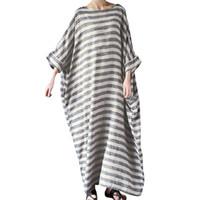3508bcd1e7caa5 Vente en gros Robes D'été En Lin Blanc Femmes 2019 en vrac à partir ...