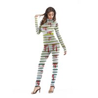 Wholesale sexy jumpsuits for women costume online - Sexy Horror Halloween Zombie Costume Vampire Jumpsuit for Women Full Sleeve Carnival Theme Cosplay Fancy Dress